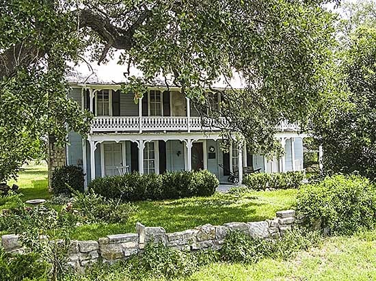 Circa 1866<br>Bagdad Road, across from city park, S of FM 2243 and W of US 183