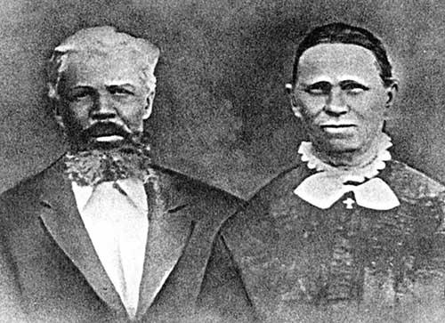 Johann and Johanna Neusser