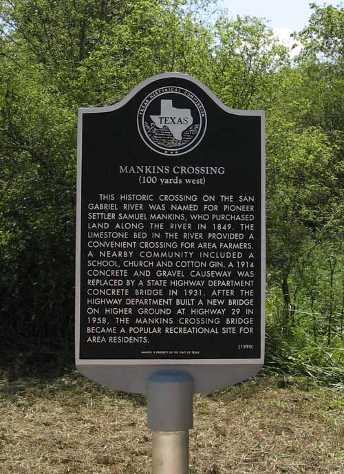 Mankins_crossing_historical_marker