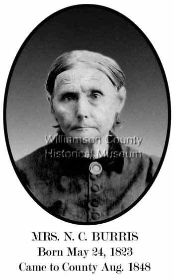 Mrs N. C. Burris