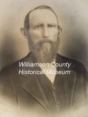 A L Houston Sheriff 1865-1866