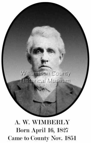 A. W. Wimberly