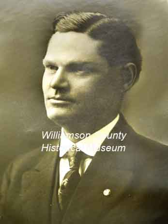 C. T. McMurray County Clerk 1912-1918