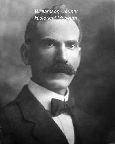 Charles Wilcox County Judge 1910-1919