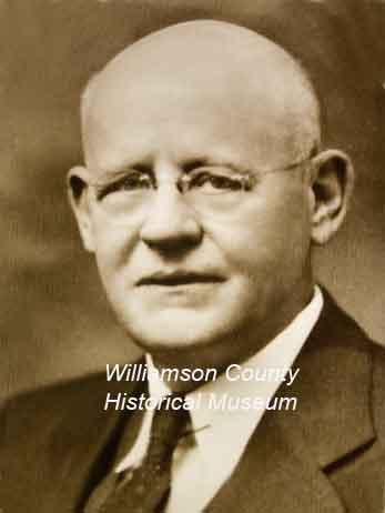 D. L. Nobles County Clerk 1935-1941