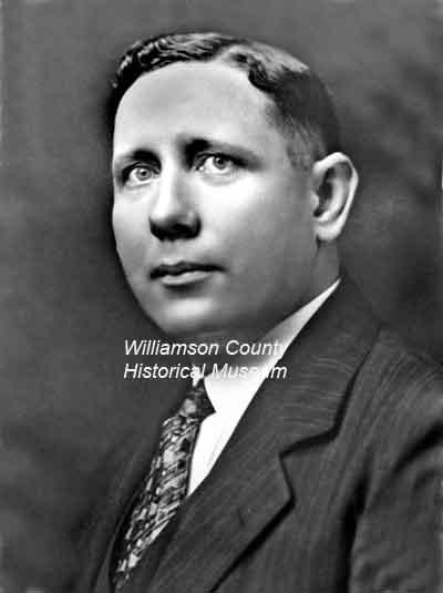 E M Grimes County Judge 1919-1926