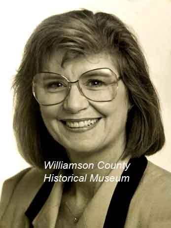 Elaine Miller Bizzell County Clerk 1991-1998