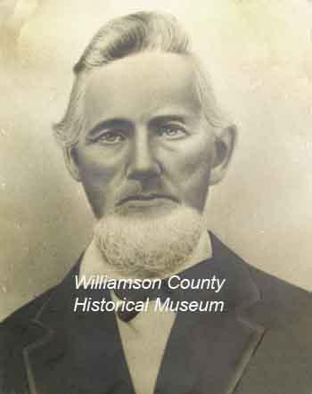 Elisha Thomason Sheriff 1858-1862