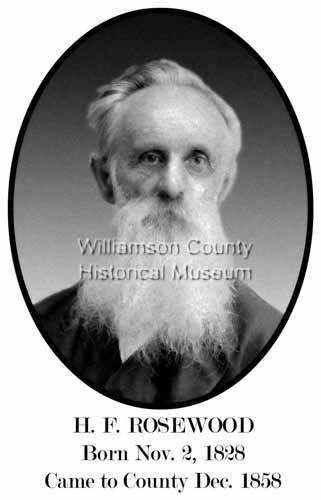 H. F. Rosewood