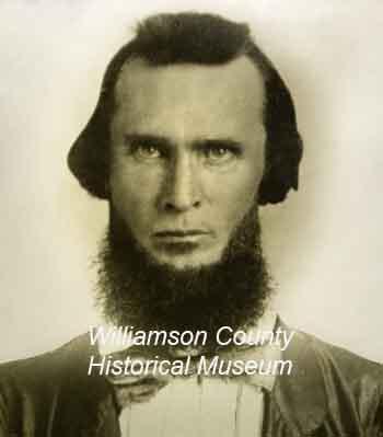 J. S. Ming County Clerk 1863-1864