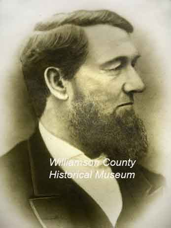 J. W. Hodges County Clerk 1892-1898