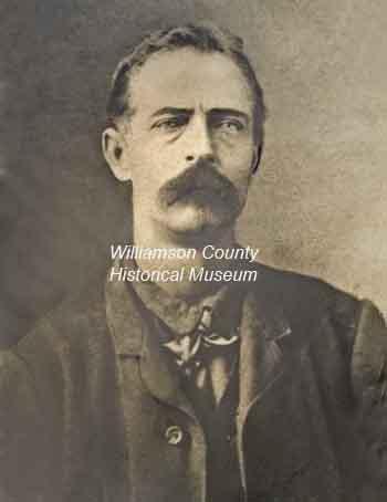 James Milton Tucker Sheriff 1881-1884