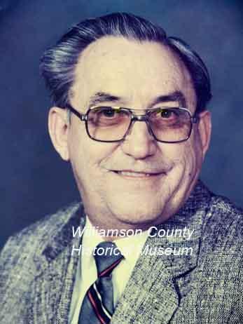 James N. Boydston County Clerk 1979-1991