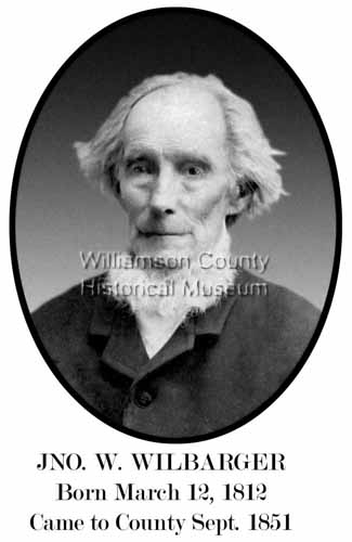 Jno. W. Wilbarger