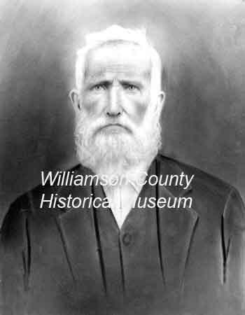 Joab B Harrell Sheriff 1851-1855