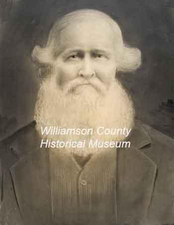 John Champion Sheriff 1869