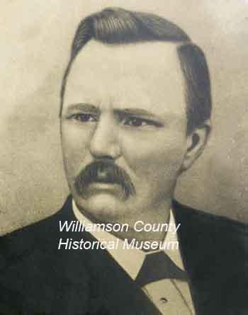 John T Olive Sheriff 1884-1888 1890-1892