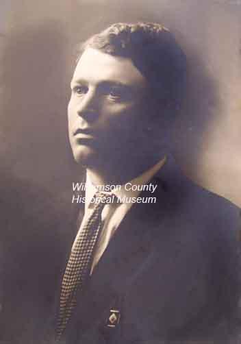 Lee O Allen Sheriff 1912-1924