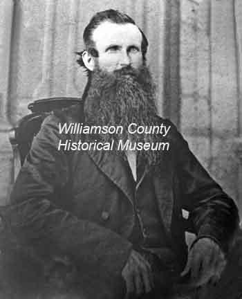 Leroy B Lord Sheriff 1868-1869
