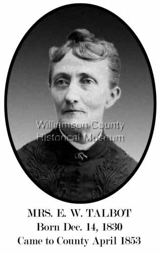 Mrs E. W. Talbot
