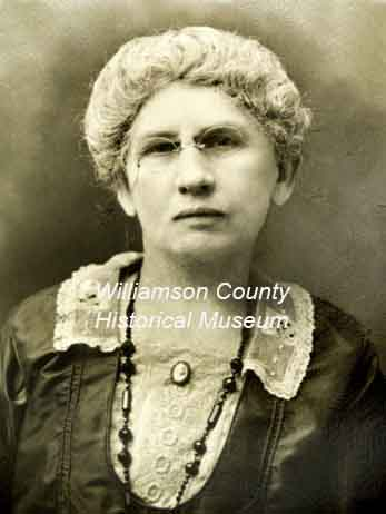 Mrs. M. L. Campbell County Clerk 1918-1922