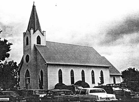 New_Bern_St_John_Lutheran_Church