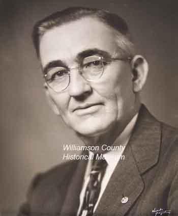 Robert Davis Sheriff 1937-1938 & 1941-1946