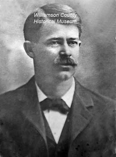 Robert L Penn County Judge 1900-1901