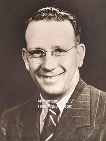 S Red Allen Sheriff 1947- 1954