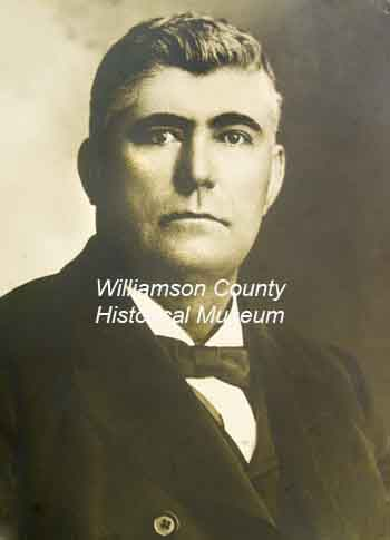 Sampson Connell Sheriff 1888-1890 and 1898-1912