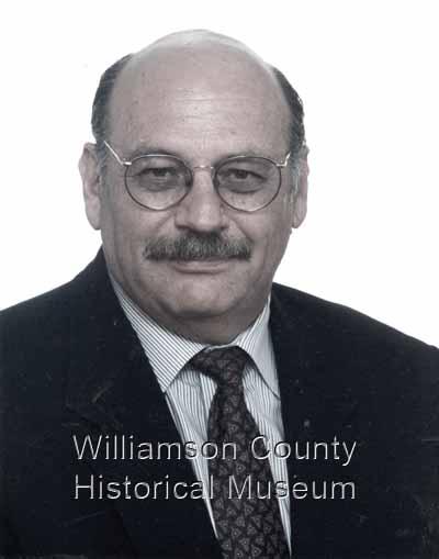 John A. Maspero Sheriff 2001-2003