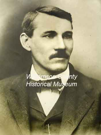 Thos. M Flinn County Clerk 1904-1912