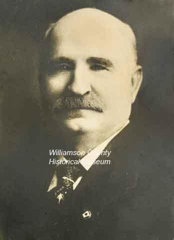 W S Brookshire Sheriff 1892 1894
