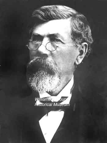 William K. Makemson Sheriff 1863-1865