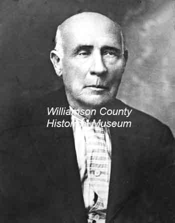 William H Warnock Sheriff 1866-1868