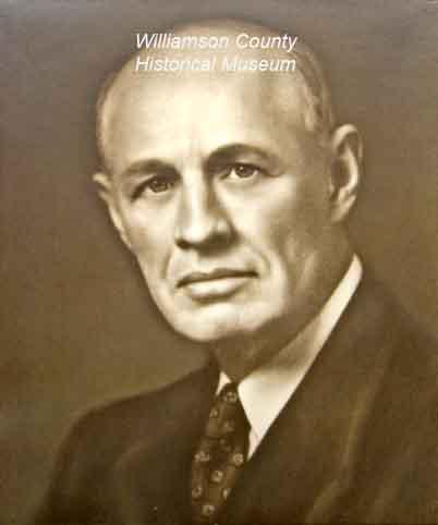 Sam V. Stone County Judge 1935-1970