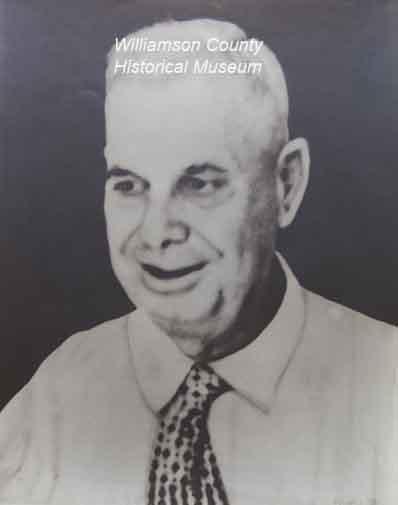 Commissioner G Frank Wilcox 1933-1934