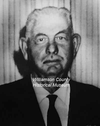 Commissioner Ralph W Wilks 1939-1960