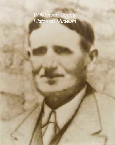 Commissioner Sam Morre 1919-1926
