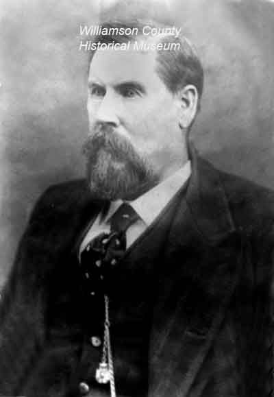 D S Chesser County Judge 1876-1880 1888-1896