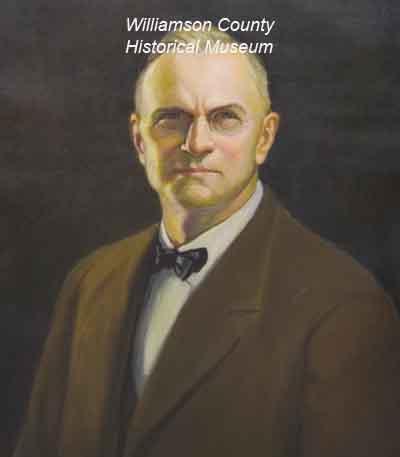 Cooper Sansom County Judge 1921-1928