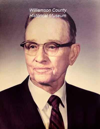 Tax assessor Collector Jack Gillum 1928 1971