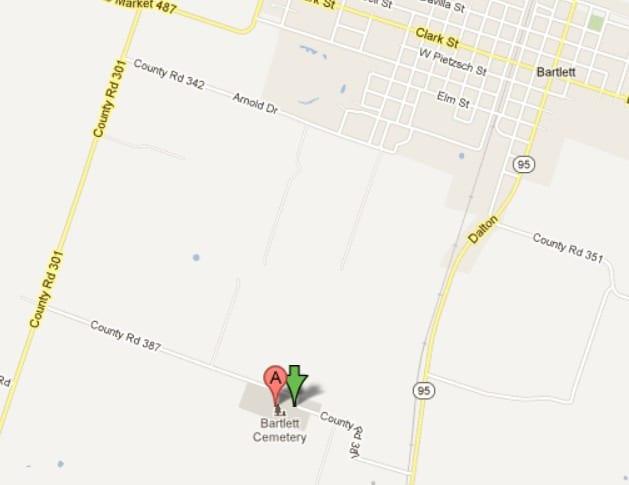 Bartlett_City_Cemetery_R-map