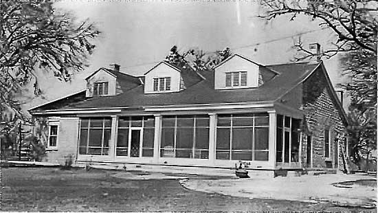 Circa 1952<br>900 Heritage Center Circle