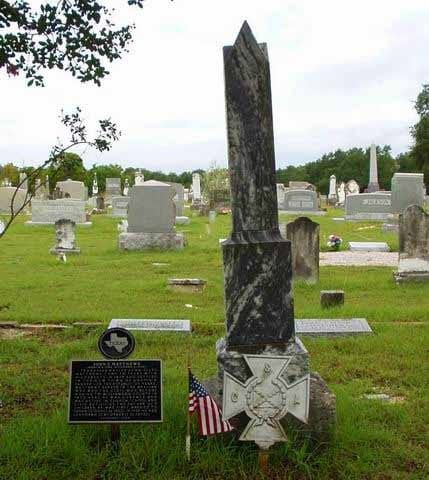John_Giles_Matthews_grave_site