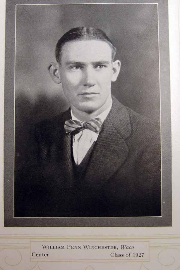 William Penn Winchester of Waco