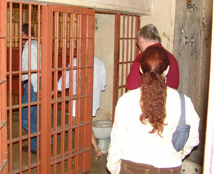 going inside cell
